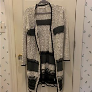Altered State long cardigan